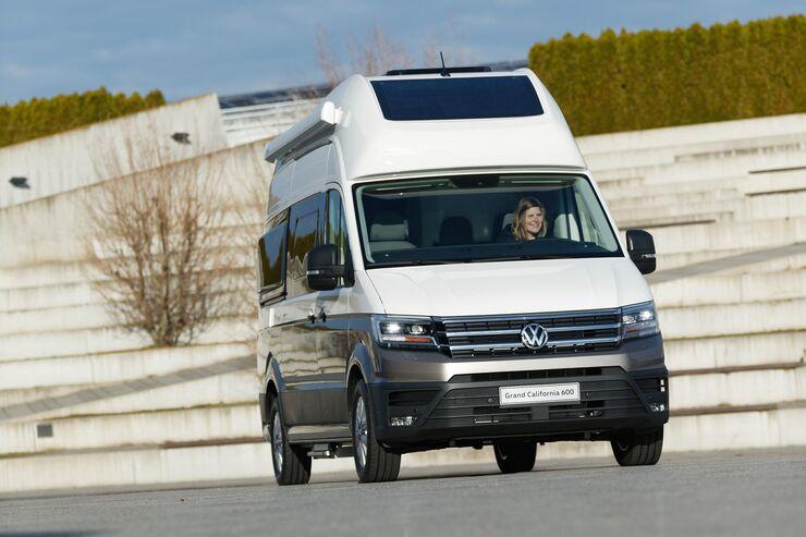 vw grand california (2019): crafter-bus unter 55.000 euro - promobil