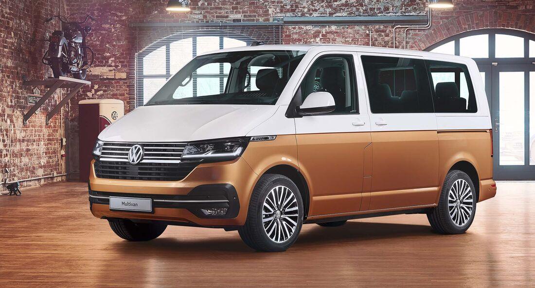 VW T 6.1 Facelift
