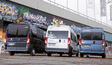 Van-Tourer/Westfalia/Pössl
