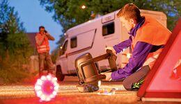 Vesicherung Campingbusse