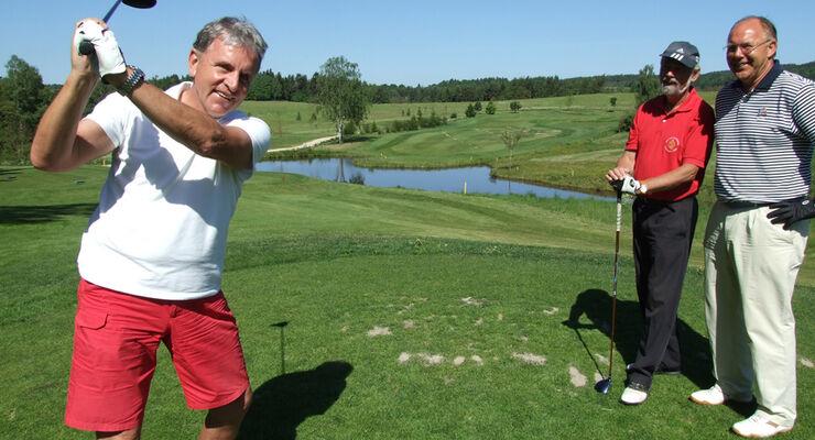 Vier Tage, vier Plätze, vier Turniere: Der promobil-Concorde-Golfcup 2011 brach sämtliche Rekorde.