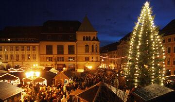 Ludwigsburg Weihnachtsmarkt.Wohnmobil Stellplätze An Weihnachtsmärkten Promobil