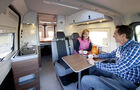 Westfalia Collumbus, Supercheck