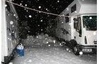 Wohnmobil Winter Bilder Reisemobile promobil