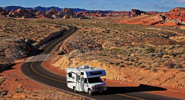 Wohnmobil mieten in Arizona / USA