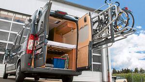 smvs rollbarer hecktr ger f r dem campingbus im test. Black Bedroom Furniture Sets. Home Design Ideas