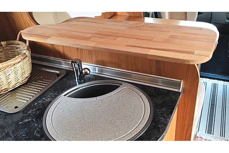 Zusatzablage Küche Tresen
