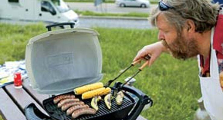 Weber Holzkohlegrill Im Test : Weber go anywhere gas der test grill guru