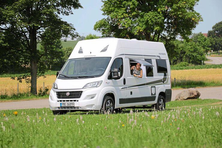 caravan salon 2017 alle campingbus neuheiten f r 2018. Black Bedroom Furniture Sets. Home Design Ideas