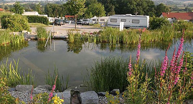 pro/ Günstige Kuren auf dem Campingplatz Bad Griesbach