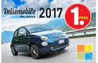 promobil/CARAVANING Leserwahl 2016 Preise