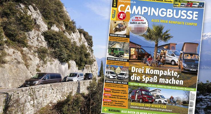 promobil-Extra Campingbusse