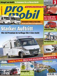 promobil Heft 03/2016