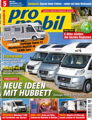 promobil Heft 05/2011