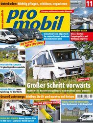 promobil Heft 11/2017