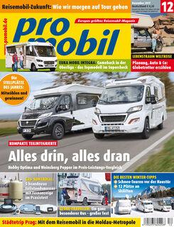 promobil Heft 12/2017