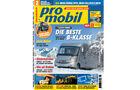promobil Heft Gestaltung 2009 Wohnmobile Reisemobile Magazin